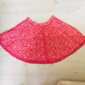 🔥 3 for $25 H&M Skater circular skirt, lined,